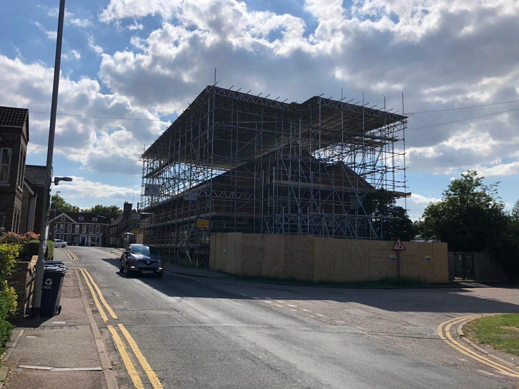 Scaffolding Cambridge