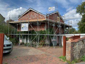 Domestic Scaffolding Cambridge