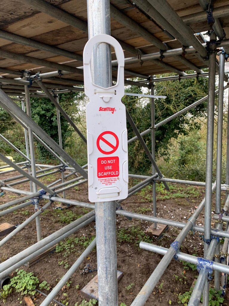Safety Scaffolding